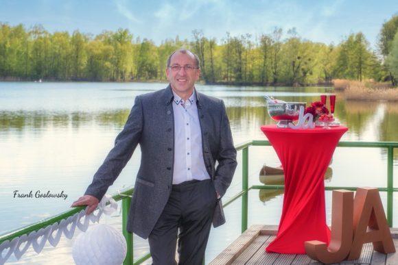 Brieselang: Das Freibad Nymphensee lädt zum idyllischen Heiraten ein!