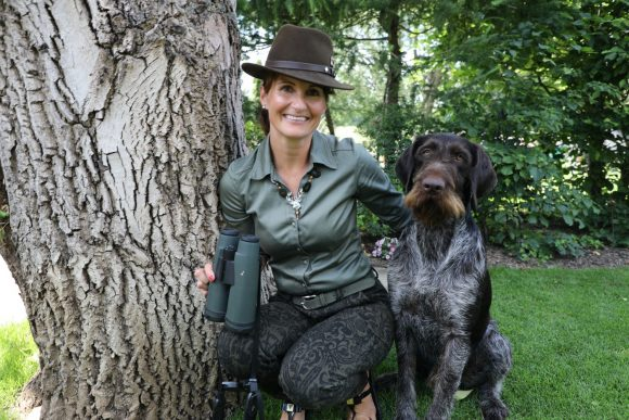 Jagen mit Charme: Mandy Reiter geht mit Modelabel WaidLust an den Start!