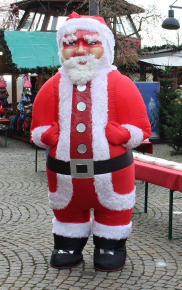 Umzug – Der Spandauer Weihnachtsmarkt zieht auf die Zitadelle Spandau – Coronabedingt in diesem Jahr kein Weihnachtsmarkt in gewohnter Form in der Altstadt Spandau