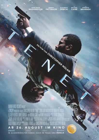Kino-Filmkritik: Tenet