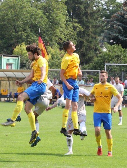 Pokal-Derby: Eintracht und Blau-Gelb Falkensee im Kreispokalfinale!