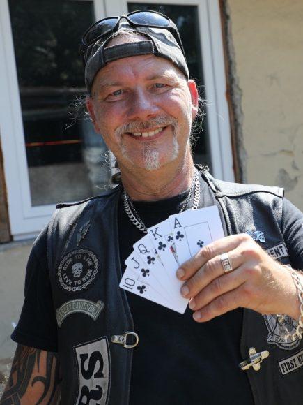 """Biker-Poker: """"Related Sons"""" aus  Brieselang machen beim Poker Run mit!"""