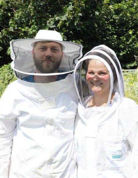 Imkerei Ruske aus Brieselang: 140 Kilo Honig aus eigener Produktion!