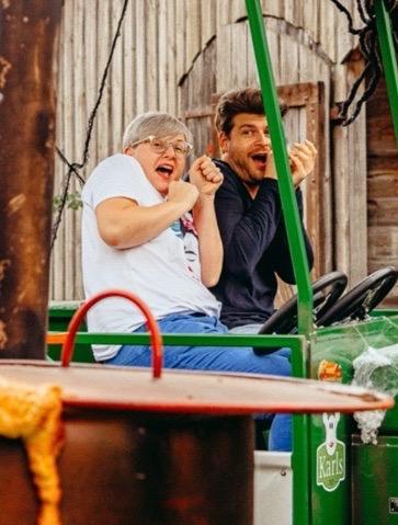 Gespenstische Scheunen und spukende Traktoren: Grusel-Oktober bei Karls