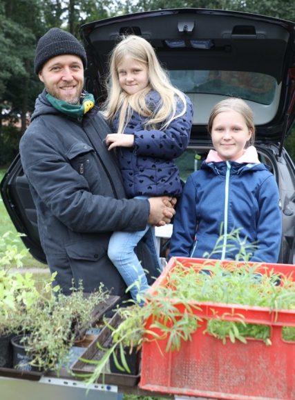 Herbst-Pflanzenbörse in Falkensee: Pflanzen für den eigenen Garten – zum Schnäppchenpreis!