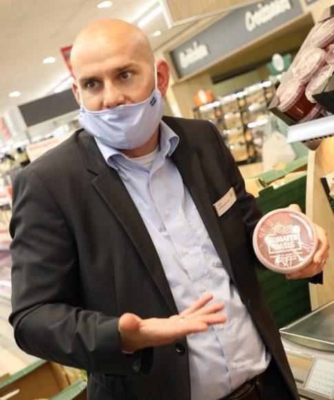 Zu gut für die Tonne: Uwe Feiler (MdB) geht der Nahrungsmittelverschwendung nach!