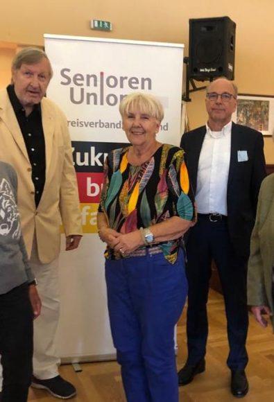 Falkensee – Senioren-Union wählte Vorstand