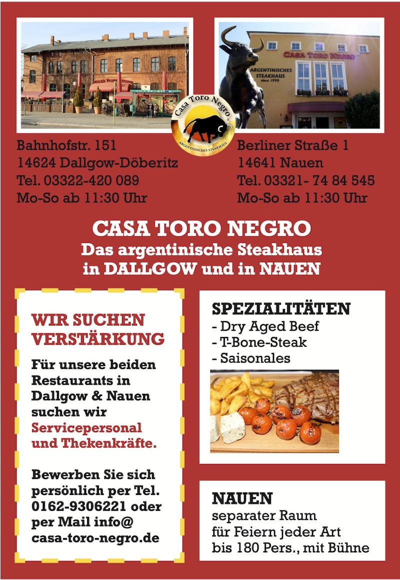 Besuchen Sie jetzt http://www.casa-toro-negro.de