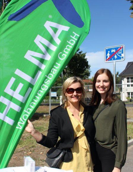 HELMA baut: HELMA feierte Richtfest im neuen Wohngebiet Königsgraben!