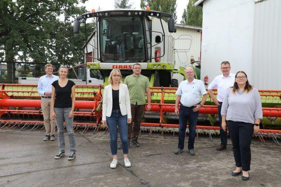 Erntegespräch: Landwirte aus dem Havelland ziehen Erntebilanz!