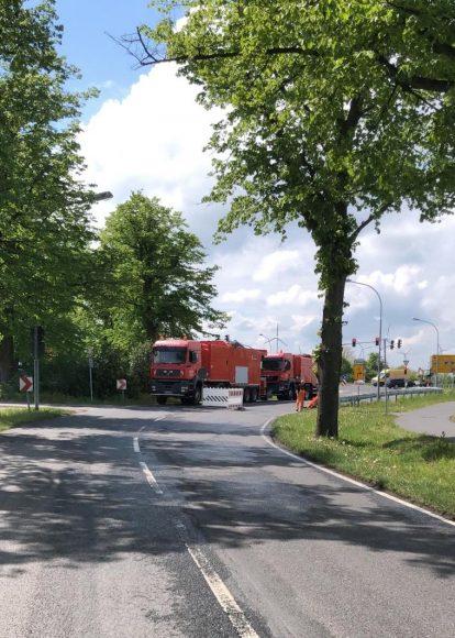 Nauen: Straßeninstandhaltungen in der 43. und 44. Kalenderwoche 2020 sowie Markierungsarbeiten im Stadtgebiet