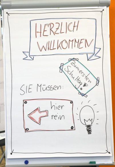 Start der generalisierten Pflegeausbildung in Nauen: Aus drei Berufen mach einen!