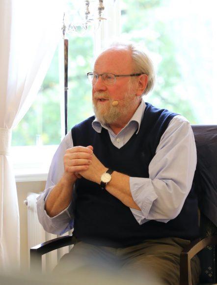 Ribbecker Schlossgespräche starten mit  Dr. Wolfgang Thierse!