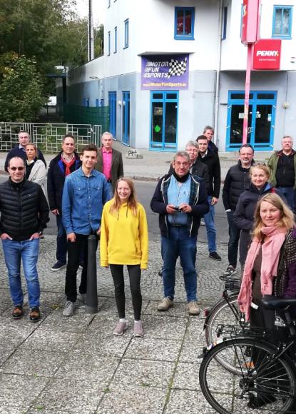 Vernetzungsgruppe Bürgerentscheid gegründet: Breite Zusammenarbeit von Falkenseer Initiativen und Ortsverbänden zur Ablehnung des geplanten Hallenbades