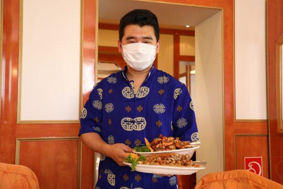 Das Hong Shun in Falkensee bietet eine chinesische Küche!