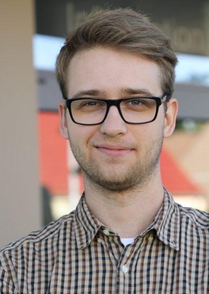 Lebenshilfe-Azubi: Luis Kautz (24) macht eine Ausbildung  bei der Lebenshilfe!