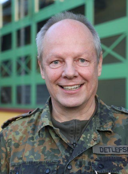Bundeswehr hilft in Falkensee: Soldaten helfen bei der Corona-Kontaktnachverfolgung!