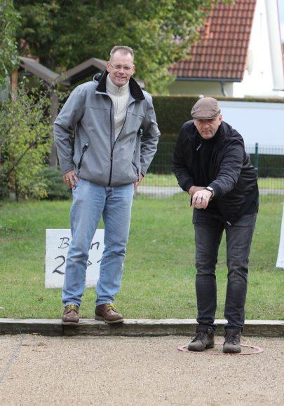 3. FALKENSEE.aktuell Pétanque-Turnier in Schönwalde-Glien: Rollende Kugeln!