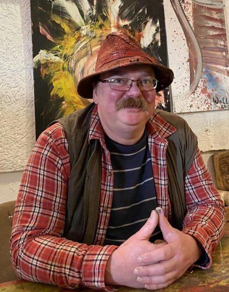 "Ein wachechter Lebenskünstler aus Brieselang: Wolfgang Schmidt alias ""Wolle"""