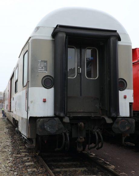 Eisenbahn-Café: Elstal soll ein neues Begegnungszentrum bekommen!