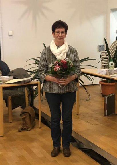 Stadt Nauen verabschiedet Gertraude Müller aus dem Seniorenrat