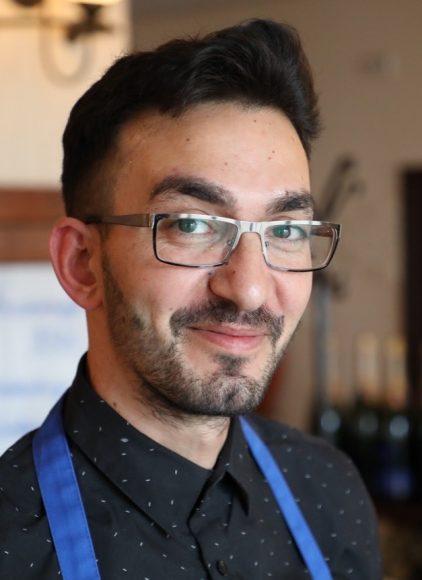 Alles aus dem Meer: Deniz Oral neuer Küchenchef im Spandauer Fischrestaurant Raymons!