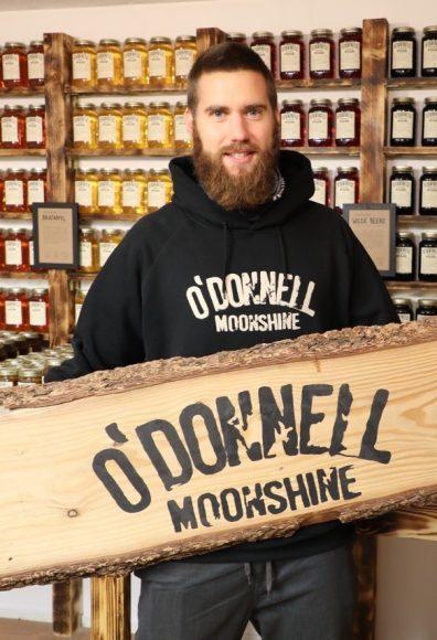 O'Donnell im Glas: Kultiger Likör im Einmachglas wird in Spandau produziert!