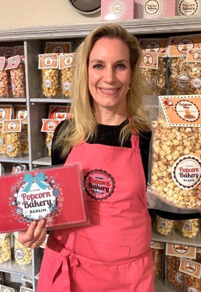 Nasch doch mal: Popcorn Bakery in Falkensee mit Weihnachtsangebot!