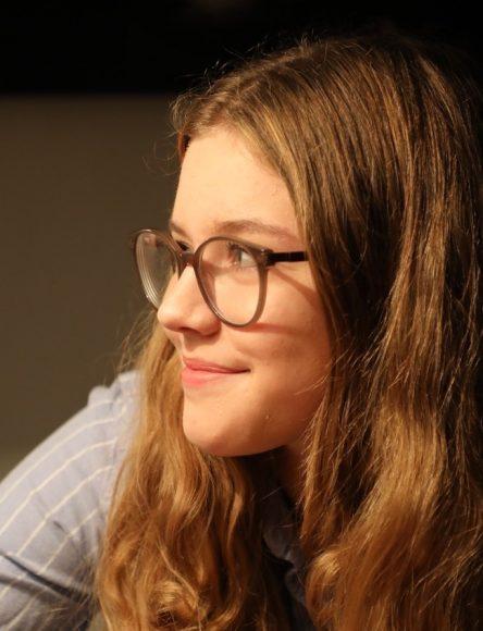 Schülerin Sasha Schmoll aus Falkensee fragt nach: Bist du tolerant?