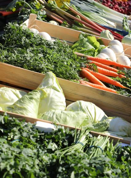 Der Nauener Frischemarkt ist am 14. Januar wieder für seine Besucher da!