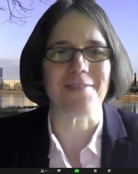 Falkensee: Europa-Union lud zum virtuellen Neujahrsempfang
