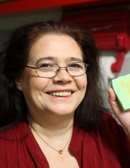 Falkenseife: Constanze Rühmann setzt weiter auf vegane Kosmetik!