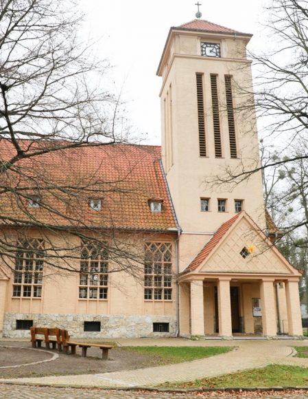 Falkensee-Finkenkrug: Evangelische Kirchengemeinde möchte gern neues Gemeindezentrum bauen!
