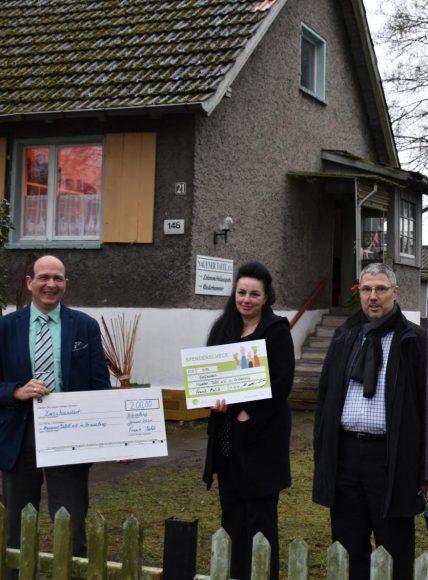 Nauener Tafel in Brieselang: Spendenbereitschaft weiterhin groß