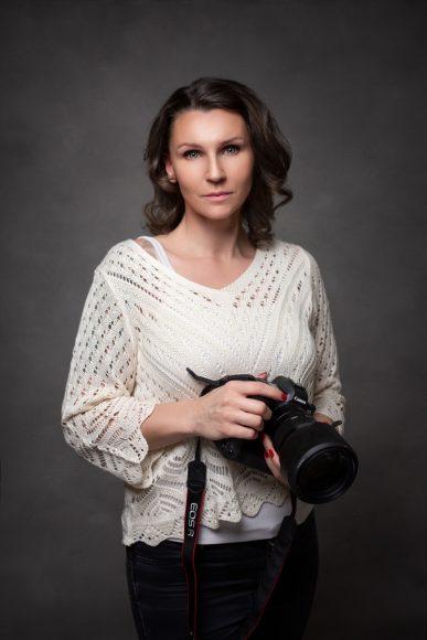 Im Fokus: Victoria Aurel aus Falkensee erweitert ihr Portfolio um Porträtfotos!