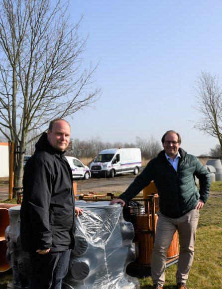 Ribbeck: Straßenbau hat begonnen