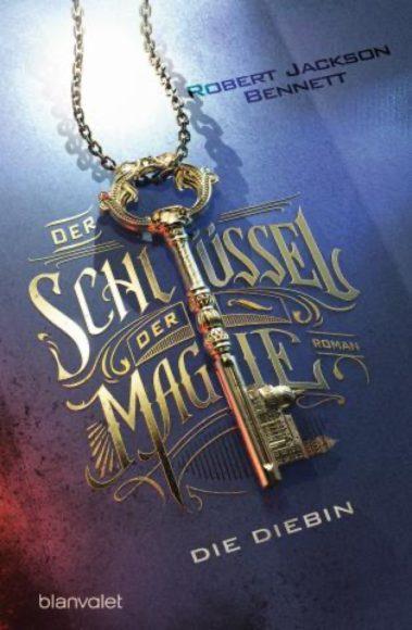 Buch-Rezension: Der Schlüssel der Magie 1