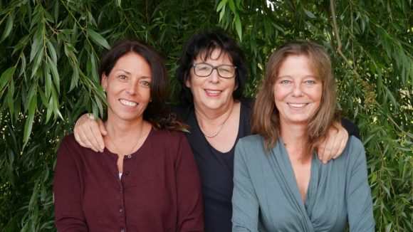 Villa Oxalis: Drei Therapeutinnen bieten in Falkensee ihre Hilfe an!