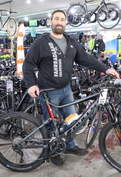 Fahrradland in Falkensee: Liegen zunehmend im Trend – E-Bikes mit Hilfsmotor!