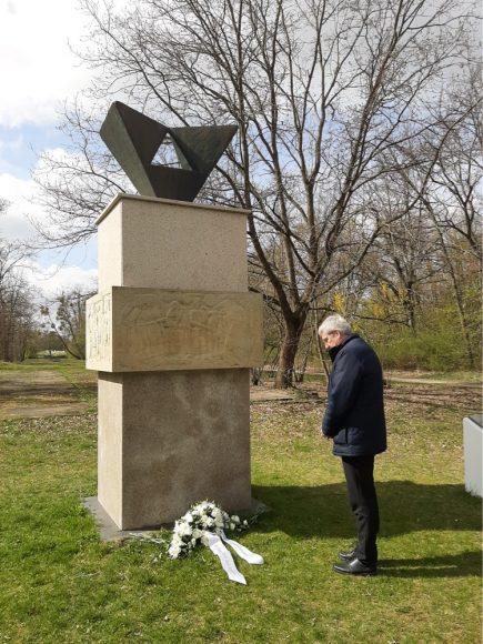 Falkensee: Gedenken zum Jahrestag der Befreiung