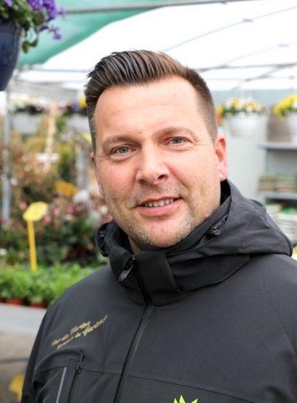 Who is Who (74): Martin Fichtelmann hat ganz klar den Grünen Daumen!