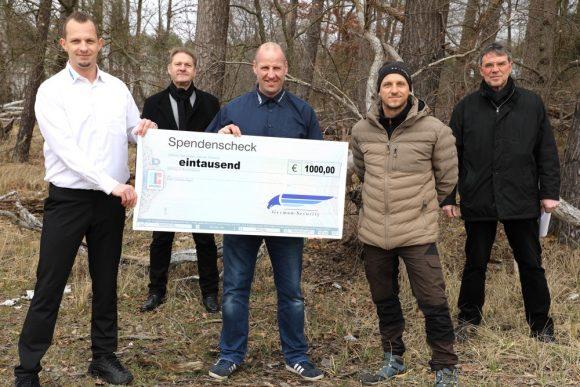 Projekt Kreuzotter in Falkensee & Schönwalde-Glien: 1000 Euro für die Erhaltung der  Kreuzotter-Habitate!