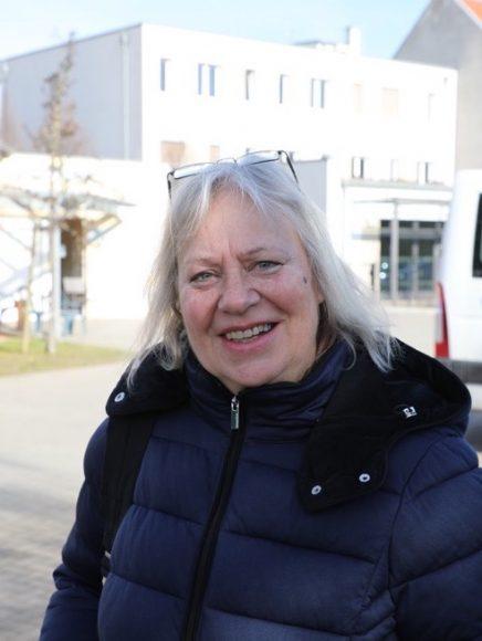 Frau Gottschlag betreut: Mit 70 Jahren bei der Lebenshilfe!