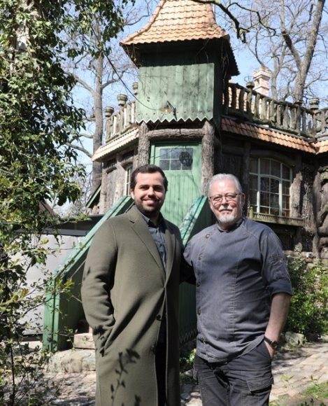 Hexenhaus 2.0: Stephan Schacher bewahrt das Hexenhaus für die Falkenseer!