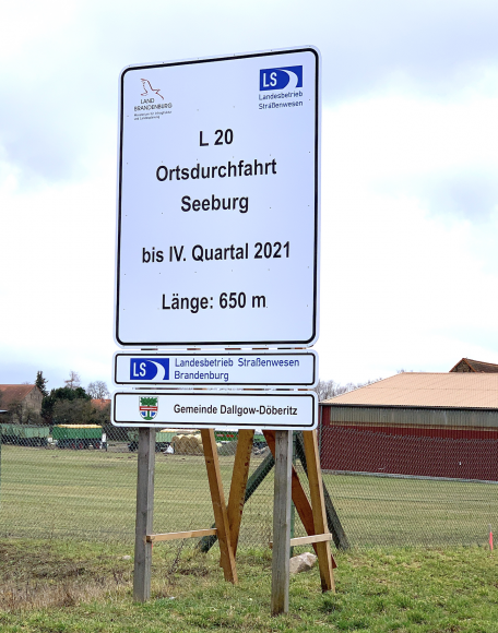 Zwischen Seeburger Chaussee und der B 5: Vollsperrung ab Juni