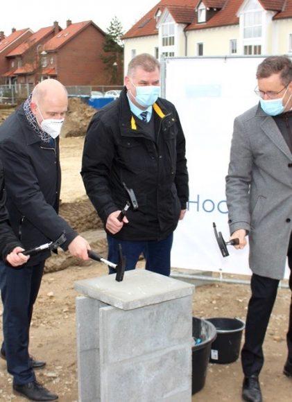 Pflege im Alter: Ein Seniorenpflegezentrum entsteht in Wustermark!