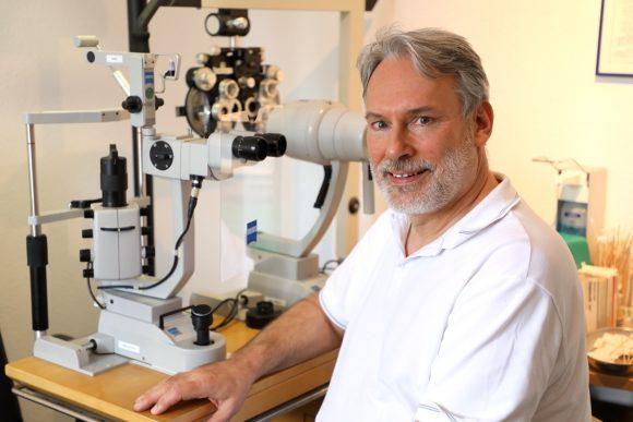 Unsere Ärzte: Dr. Andreas Kind aus Falkensee – Augenarzt