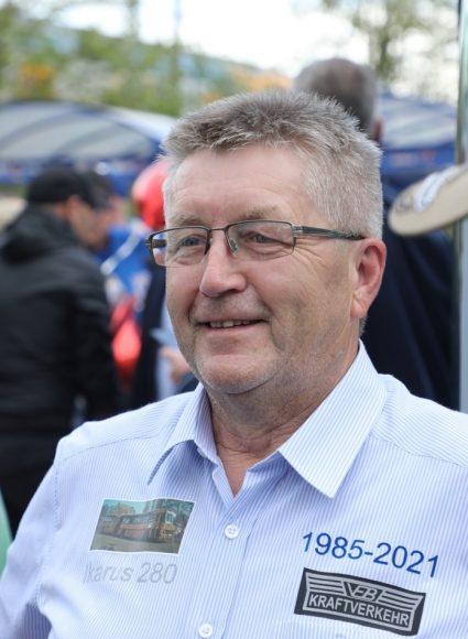 Fahrt endet hier: Uwe Timreck aus Nauen fuhr 12.964 Tage lang Bus – jetzt ist er im Ruhestand!