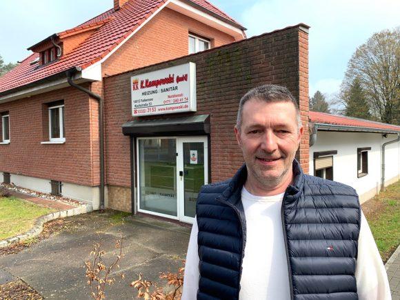 Barrierefreie Bäder: Heizungsbau und Sanitärinstallation mit Firma K. Kampowsk aus Falkensee!