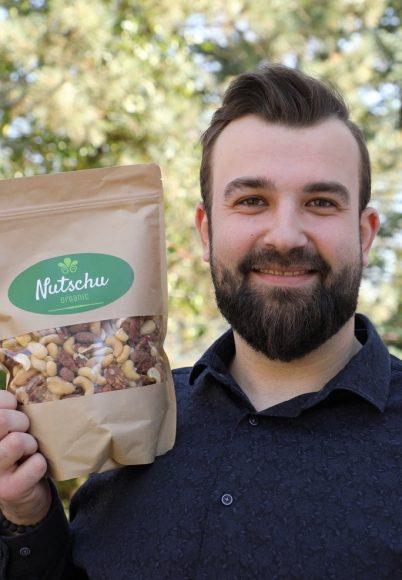 Nutschu Organic: Benny Schulter startet Bio-Nusshandel in Falkensee!